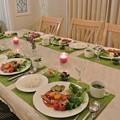 写真: 夕食1