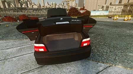 GTAIV BMW 530I E39 5