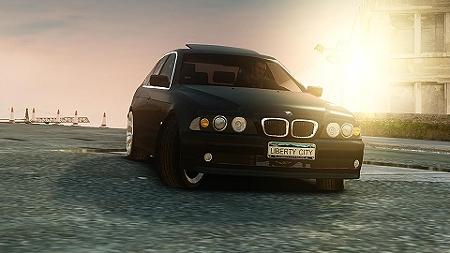 GTAIV BMW 530I E39 2