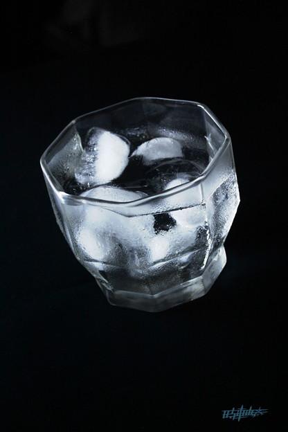 【第112回モノコン】グラスを傾けよう