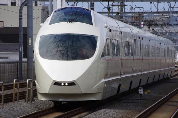 小田急ロマンスカー 50000形 VSE