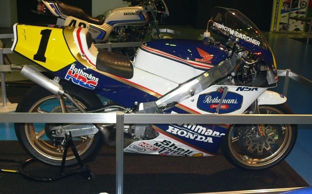 1988 NSR500 NVOG ワイン・ガードナー Wayne・Gardner ロスマンズ ホンダ Rothmans Honda 9