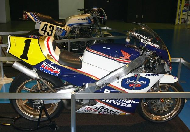 1988 NSR500 NVOG ワイン・ガードナー Wayne・Gardner ロスマンズ ホンダ Rothmans Honda 28