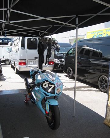 2014 鈴鹿8耐 Honda DREAM 和歌山 西中綱 岸田尊陽 新庄雅浩 CBR1000RR 47