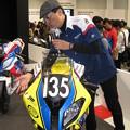 Photos: 2014 鈴鹿8耐 BMW HP4 寺本幸司 Pedoro.VALLCANERASFLORES Hangdae.CHO Tras 13  24