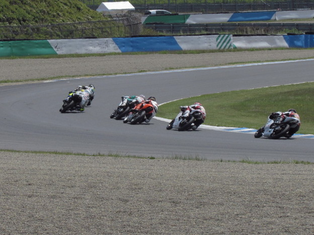 Photos: 2014 ALL JAPAN ROAD RACE CHAPIONSHIP J-GP3 CLASS 01