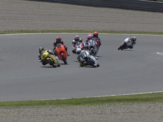 写真: 2014年 MFJ 全日本ロードレース選手権シリーズ第3&4戦 J-GP3 39