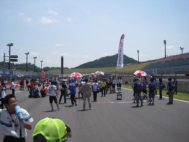 写真: 2014年 MFJ 全日本ロードレース選手権シリーズ第3&4戦 J-GP3 10