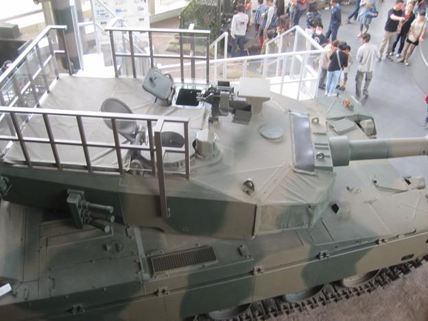 90式戦車 IMG_1551