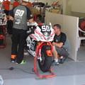 写真: 2014 鈴鹿8耐 TEAM MOTORS EVENTS APRIL MOTO Gregory FASTRE Michael SAVARY Jimmy STORRAR 7