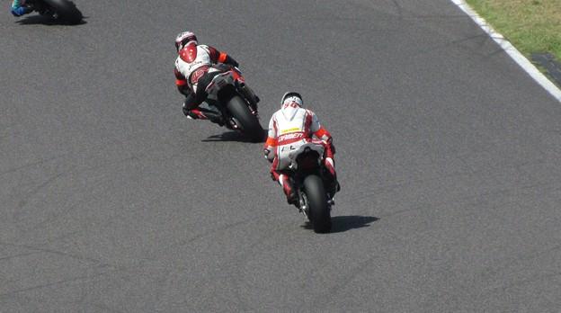 写真: 2014 鈴鹿8耐 TEAM MOTORS EVENTS APRIL MOTO Gregory FASTRE Michael SAVARY Jimmy STORRAR 16