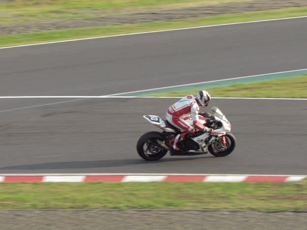 写真: 2014 鈴鹿8耐 TEAM MOTORS EVENTS APRIL MOTO Gregory FASTRE Michael SAVARY Jimmy STORRAR 75