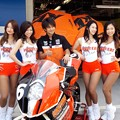 写真: 2014 鈴鹿8耐 Team HOOTERS with 斉藤祥太 大樂竜也 相馬利胤 奥田貴哉 KTM 1190 RC8R  5
