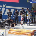 写真: 2014 鈴鹿8耐 Team Favorite Factory 福山京太 木佐森大介 佐合弘幸 850
