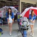 写真: 2014 鈴鹿8耐 Team Favorite Factory 福山京太 木佐森大介 佐合弘幸 155
