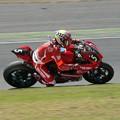 写真: 2014 鈴鹿8耐 スガイレーシングジャパン 須貝義行 蒲谷朋大 ドゥカティ 1199パニガーレR 72