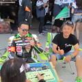 写真: 2014 鈴鹿8耐 RSガレージハラダ姫路 原田洋孝 田中公司 中山智博 KAWASAKI ZX-10R 09
