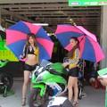 Photos: 2014 鈴鹿8耐 Club Bali Racing 中島洋一 森本潤一 野村裕之 KAWASAKI ZX-10R 258