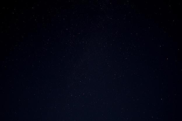 真夏の夜空