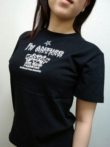 牙族人外Tシャツ