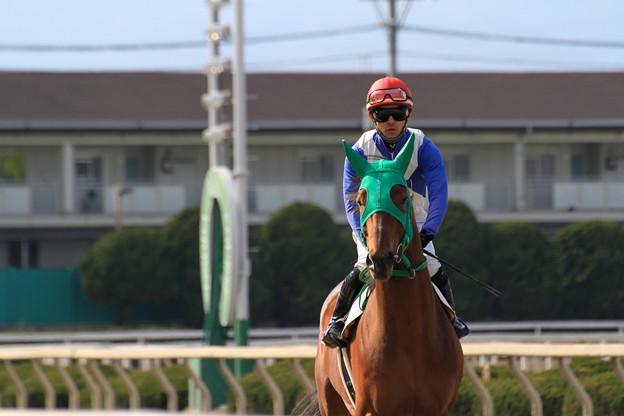 中田貴士騎手