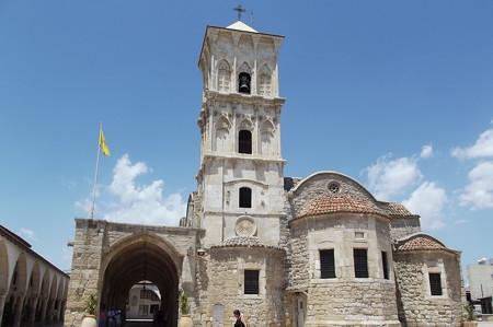 ラルナカ・聖ラザロ教会0624