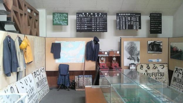 鬼志別駅(北海道猿払村)1