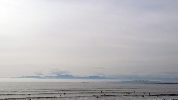 江ノ島にて浮遊大陸